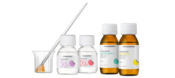 Melasma treatment - Mesopeel products