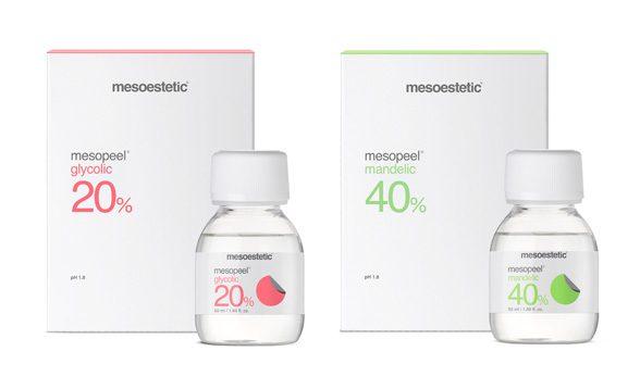 Mesopeel skin peels